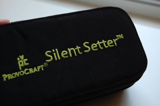 Silent Setter outside